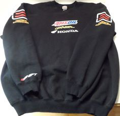 $34.95/OR BEST OFFER Men's Black Large size Shift pullover Racing Sweatshirt ~Motorsports  ~~view over 500 items in over 20 categories of merchandise in my Ebay store. I ship globally ~    www.shellyssweetfinds.com