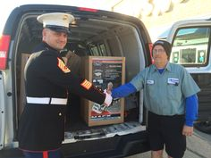 2014 Toys For Tots at Toys R Us in Manchester, NH #NHToyDrive