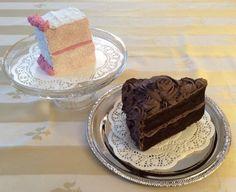 Dollar Store Crafts » Blog Archive » Tutorial: Faux Sponge Cake