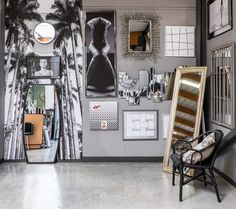 Collection New Riad au showroom d'Emdé