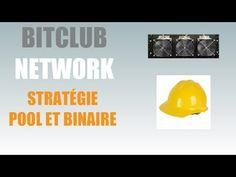 Bitclub network Meilleur stratégie pool et binaire Youtube, Youtubers, Youtube Movies
