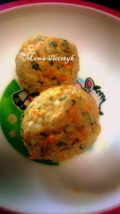 Mama-dietetyk: PULPETY Z INDYKA DLA NIEMOWLAKA Baby Food Recipes, Kids Meals, Baked Potato, Cauliflower, Food And Drink, Lunch, Vegetables, Cooking, Breakfast