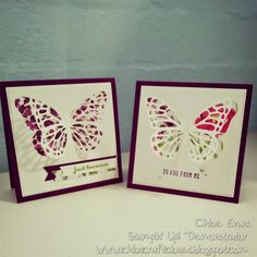Chlo's Craft Closet - Stampin' Up! Independent Demonstrator: Stampin' Up! Party Time in Sydney
