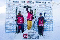 FWT14 COURMAYEUR, víťazmi SNB Luebke a Ski Collomb-Patton