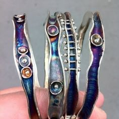 Contemporary Jewelry by therese