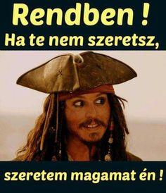 Wtf Funny, Funny Jokes, Hahaha Hahaha, Johny Depp, Me Too Meme, Wholesome Memes, Pirates Of The Caribbean, Jokes Quotes, Funny Pins