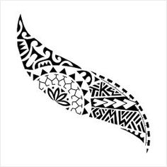 TATTOO TRIBES: Tattoo of Rua tamawāhine, Girls tattoo,feather sun manta spearheads tattoo - royaty-free tribal tattoos with meaning Tribal Hand Tattoos, Tribal Tattoos With Meaning, Feather Tattoos, Girl Tattoos, Tattoos For Guys, Tattoo Girls, Tatoos, Black And White Flower Tattoo, Kopf Tattoo
