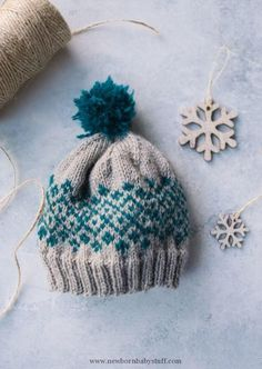 Baby Knitting Patterns Fair isle knitting doesnt have to be intimidating. In fact, ...