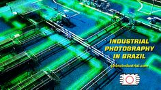 Photo of pipes on gas terminal for TBG,Transportadora Gasoduto Bolivia Brazil in Curitiba, Paraná, Brazil. Digital photo effect applied.