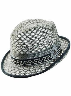 7f04ebb9369eb2 Carlos Santana Fedora Collective SAN132 Grey #Carlos_Santana_Hats #Apparel