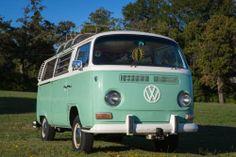1972 Volkswagen Westfalia $16000