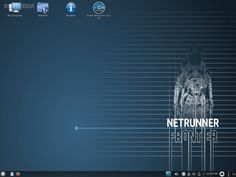 Netrunner 14.1 OS Features a Different and Cool KDE Experience – Gallery