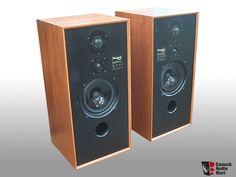 Rogers BBC Studio 1 Monitor Speakers ALL ORIGINAL FANTASTIC SHAPE Monitor Speakers, Bookshelf Speakers, Hifi Audio, Audio Speakers, High End Audio, Speaker System, Loudspeaker, Audio Equipment, Audiophile