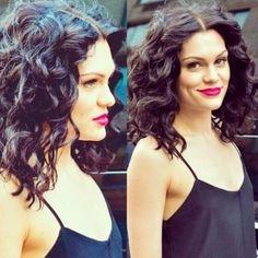 bold curls
