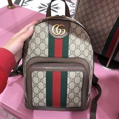 fd11049bf7f Gucci Ophidia GG Small Backpack 547965  600 discount price from italy and guarantee  authentic  gucci backpack  guccihandbags  guccibackpack  gucciparty   ...