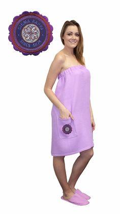 Sigma Kappa Seal Towel Wrap SALE $29.95. - Greek Clothing and Merchandise - Greek Gear®