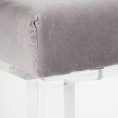 Acrylic Bench - So S