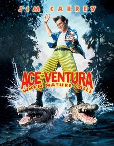 Ace Ventura 2: Nature Call (1995) #comedies