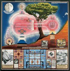 ಠ_ಠSciArtMag - Science, Art & Entertainment: Paul Laffoley Artwork