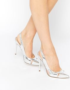 Image 1 of ASOS PALM READER High Heels