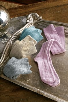Luxurious Cashmere Knee High Socks | Soft Surroundings