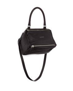 Givenchy Pandora Small Sugar Leather Shoulder Bag Givenchy Handbags 8f1b9b06c1ca4