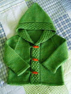 Cardigan for Merry adapted by annypurls