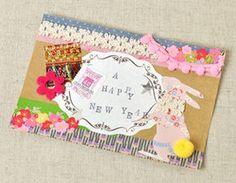 【手作り】マスキングテープで年賀状_2016年《おしゃれ、かわいい、申年、アイデア、平成28年》 - NAVER まとめ Envelope Design, Paper Packaging, Pretty Cards, Mail Art, Masking Tape, Crafts For Kids, Outdoor Blanket, Greeting Cards, Artsy