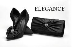 Shoe Clip Pretty in Black