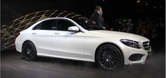 2015 Mercedes-Benz C-Class: 2014 Detroit Auto Show Mercedes New Car, C Class Mercedes, Mercedes Benz Models, My Dream Car, Dream Cars, Detroit Auto Show, Daimler Benz, Cars Usa, Benz C