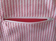 {Tuto} Ajouter une poche zippée à son sac - Sacôtin