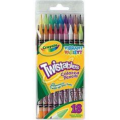Crayola® Twistables® Colored Pencils