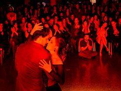 Más de mil personas celebraron a Aníbal Troilo en una Milonga en el Palais de Glace