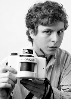 I fell in love with him after I watched Juno and then I figured I should have him here after watching Superbad. I am devoted to the timid character he plays in every movie he is in. :)