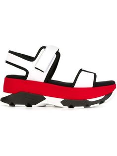 Shop Marni neoprene velcro sandals in Gente Roma from the world's best independent boutiques at farfetch.com. Shop 400 boutiques at one address.