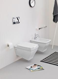 The.Artceram Blues bathroom collection, design Meneghello Paolelli Associati #sanitaryware #ceramics #design #madeinitaly #bagno