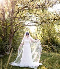 Tony Ward gown | Lauren Allmond Photography
