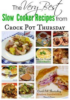 Crock Pot Thursday: Very Best Crock Pot Recipes - Funny Is Family