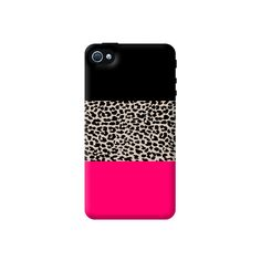 Leopard Flag Apple iPhone 4/4S Case from Cyankart