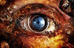 Bildergebnis für eye concept art
