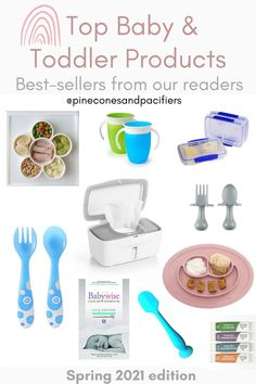 Best-selling baby and toddler products from our readers! Check out what our readers are loving and what gear you need to add to your baby-registry or wish list. Favorites like feeding supplies… Baby Registry Checklist, Baby Schedule, Baby Necessities, Baby Essentials, Wipes Dispenser, Baby On A Budget, Baby Must Haves, Baby Blog, Baby Coming