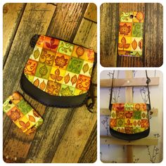 Case samsung & designer Handbags-- supper cool! handmade- vintage!