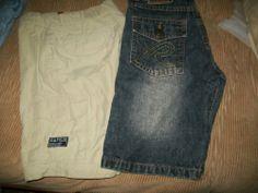size 6  2  pair  Gap & Raider boys SHORTS