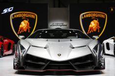 Lamborghini venenos