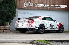Brock B32 SKM Hier mal ein Fotoshooting eines Nissan GT-R. Und was ist drauf... Klar unsere BROCK B32 in Schwarz Klar Matt Ein Projekt von SchwabenFolia-CarWrapping.de MTCHBX DESIGNS SJ exclusive PAINT is DEAD Fotografiert von Yannik Holler Photography http://www.brock.de/raeder/brock-b32-skm/ #Nissan #NissanGTR #Brock #Brockwheels #Wheels #Tuning #Felgen NissanGT-R