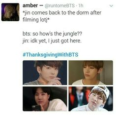 This is actually my most favorite BTS roast EVER  #BTS #lovethemtho #somuchlove