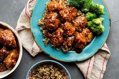 Crispy Honey Sesame Chicken  - Delish.com