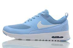 air max bleu blanc