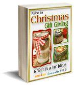 6 Gift in a Jar Ideas #eBook