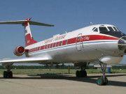 "Tu-134Sh ""Marina Raskova"" Free Airplane Paper Model Download"